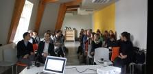 Fot. Weronika Stępniak, MIK, Seminarium Strategie digitalizacji. Praktyka użycia cyfrowych obiektów, 2015, (CC BY-SA 2.0)