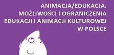 Animacja edukacja okładka