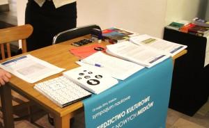 Fot. Weronika Stępniak, Sympozjum Naukowe Dziedzictwo kulturowe w dobie nowych mediów, 2016, (CC BY-SA 2.0)